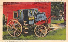 sub063091 - Stagecoach Post Card