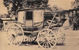 sub063093 - Stagecoach Post Card
