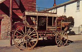 sub063099 - Stagecoach Post Card