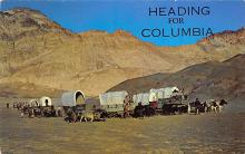 sub063101 - Stagecoach Post Card