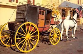 sub063107 - Stagecoach Post Card