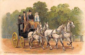 sub063109 - Stagecoach Post Card