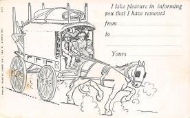 sub063115 - Stagecoach Post Card