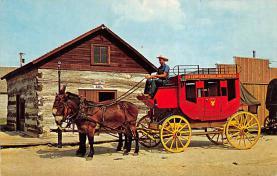 sub063121 - Stagecoach Post Card
