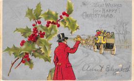 sub063123 - Stagecoach Post Card