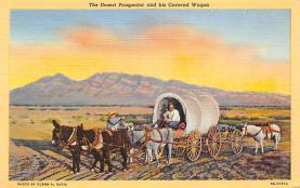 sub063131 - Stagecoach Post Card