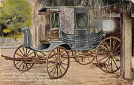 sub063141 - Stagecoach Post Card