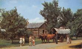 sub063149 - Stagecoach Post Card
