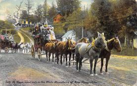 sub063155 - Stagecoach Post Card