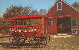 sub063157 - Stagecoach Post Card