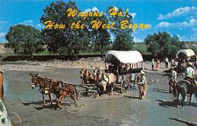 sub063159 - Stagecoach Post Card