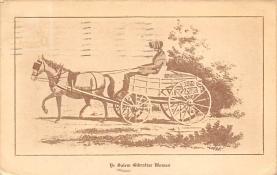 sub063161 - Stagecoach Post Card