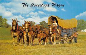 sub063163 - Stagecoach Post Card