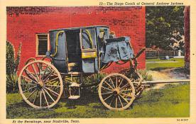 sub063165 - Stagecoach Post Card