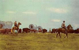 sub063169 - Stagecoach Post Card
