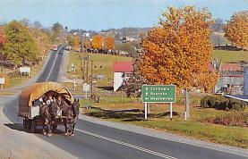 sub063173 - Stagecoach Post Card