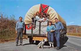 sub063179 - Stagecoach Post Card