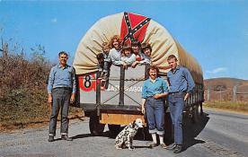 sub063181 - Stagecoach Post Card