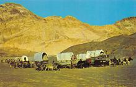 sub063187 - Stagecoach Post Card