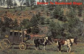 sub063191 - Stagecoach Post Card