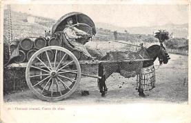 sub063211 - Stagecoach Post Card
