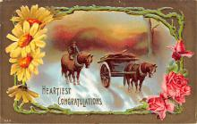 sub063213 - Stagecoach Post Card
