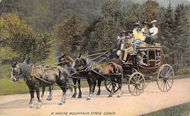 sub063223 - Stagecoach Post Card