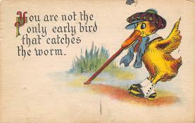 sub063253 - Duck Post Card