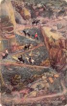 sub063315 Steep Trail Post Card