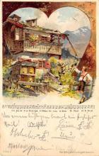 sub064007 - Advertising Post Card