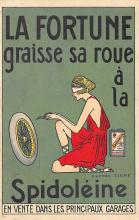 sub064009 - Advertising Post Card