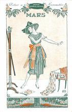 sub064011 - Advertising Post Card