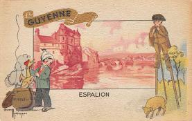 sub064061 - Advertising Post Card
