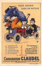 sub064107 - Advertising Post Card