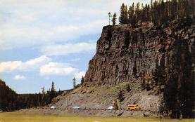 sub065313 - Yellowstone National Park Post Card