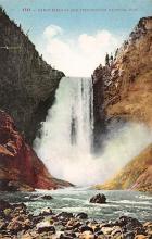 sub065315 - Yellowstone National Park Post Card