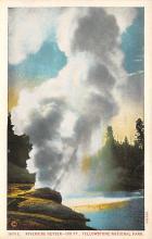 sub065323 - Yellowstone National Park Post Card