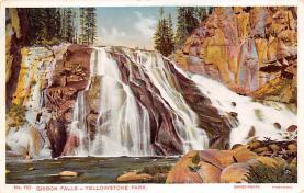 sub065329 - Yellowstone National Park Post Card