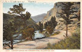 sub065333 - Yellowstone National Park Post Card