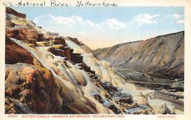 sub065349 - Yellowstone National Park Post Card