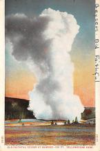 sub065353 - Yellowstone National Park Post Card