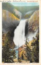 sub065365 - Yellowstone National Park Post Card