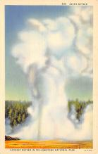 sub065391 - Yellowstone National Park Post Card