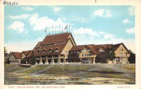 sub065397 - Yellowstone National Park Post Card