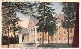 sub065399 - Yellowstone National Park Post Card