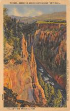 sub065407 - Yellowstone National Park Post Card