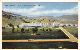sub065415 - Yellowstone National Park Post Card