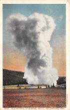 sub065419 - Yellowstone National Park Post Card