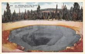 sub065425 - Yellowstone National Park Post Card