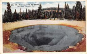 sub065427 - Yellowstone National Park Post Card